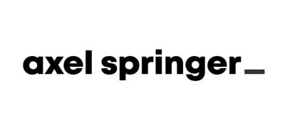 homepage Axel Springer